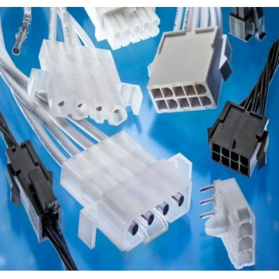 POWER AND SIGNAL CONNECTORS